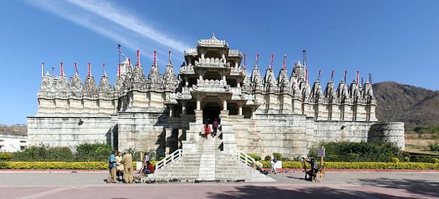 रणकपुर जैन मंदिर