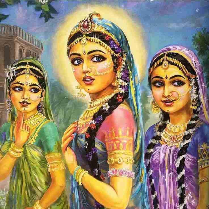 श्री राधा कृष्ण प्रेम इतना सच्चा क्यों था? श्री राधा जी का मन इतना अच्छा क्यों था ?