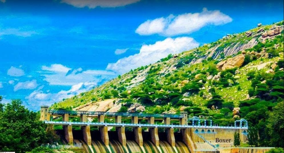 कृष्णागिरि(Krishnagiri) बांध और केआरपी(KRP) बांध