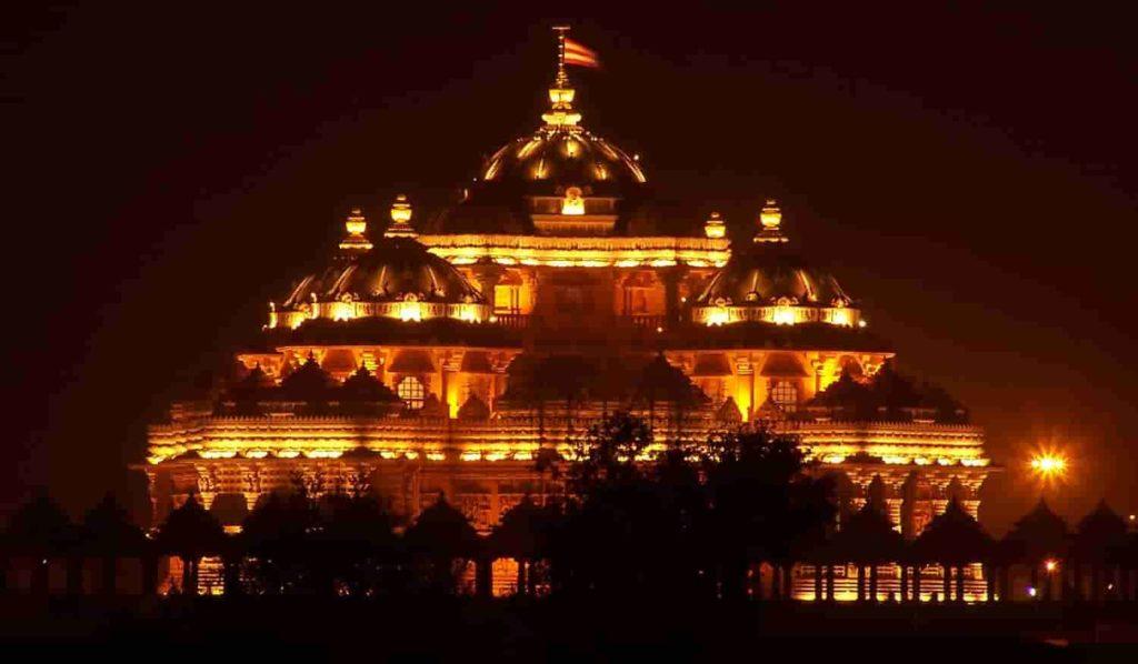 स्वामीनारायण अक्षरधाम मंदिर