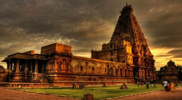 बृहदेश्वर मन्दिर (Brihadeeswarar Temple)