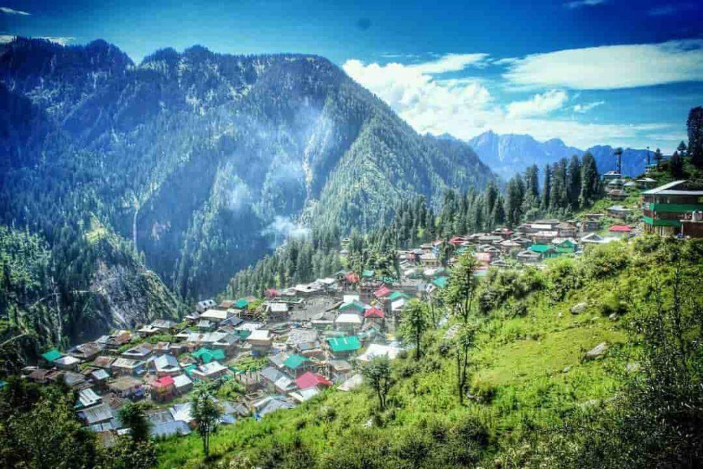 मालाना, हिमाचल प्रदेश Malana Himachal Pradesh