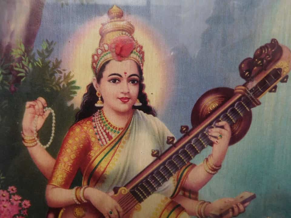 अद्भुत मनमोहक सरस्वती माता की आरती क्यों की जाती है ?