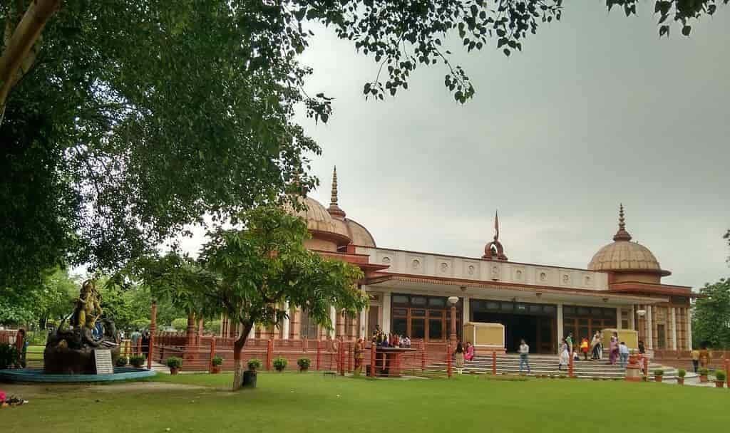मोहन नगर मंदिर -( Mohan nagar mandir or Durga Mandir)